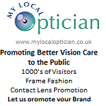 My Local Opticians read by 1000's of people interested in good Vision