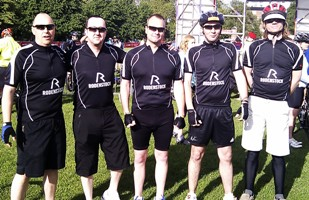 Rodenstock Ride for British Heart Foundation