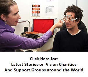 Vision Charity Pages